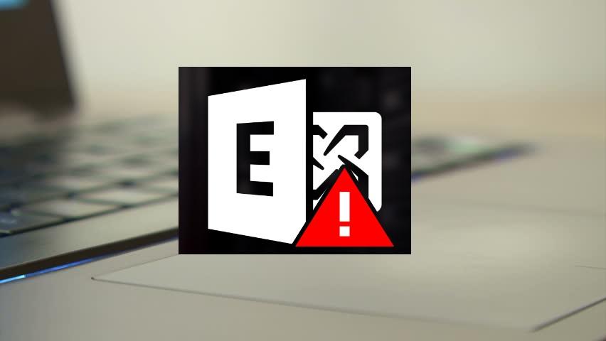 Exchange error