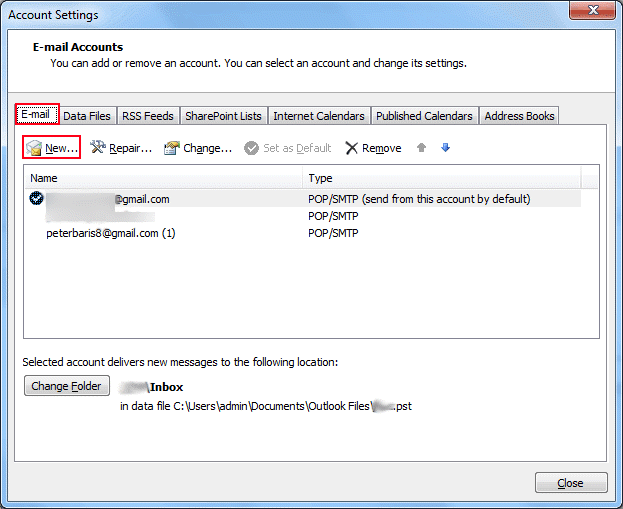 """Resolve """"Microsoft Outlook pst Cannot be Accessed"""" Data Error"""