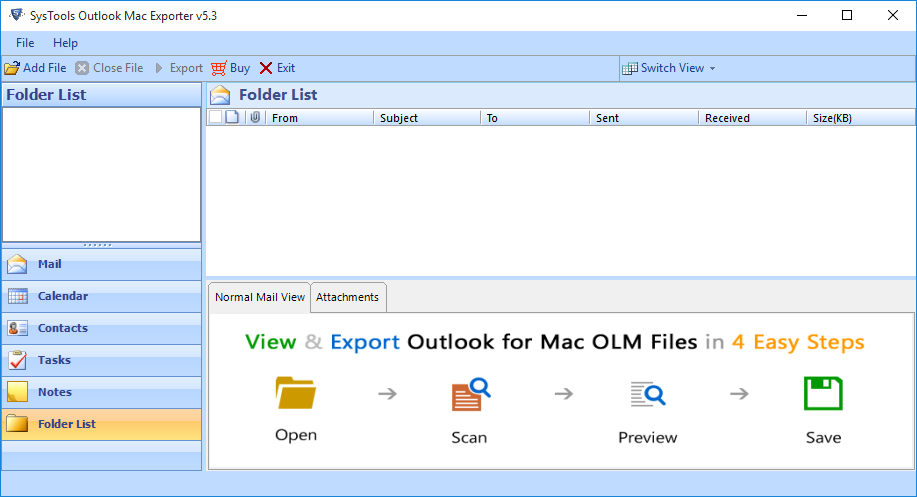 convert outlook mac to outlook pst